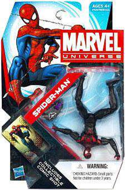 Marvel Universe Series 18 Spider-Man Action Figure #7 [Miles Morales]