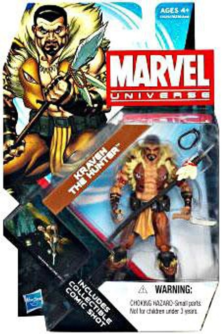 Marvel Universe Series 18 Kraven the Hunter Action Figure #8