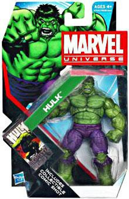 Marvel Universe Series 18 Hulk Action Figure #9
