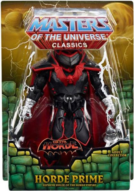 Masters of the Universe Classics The Evil Horde Horde Prime Exclusive Action Figure