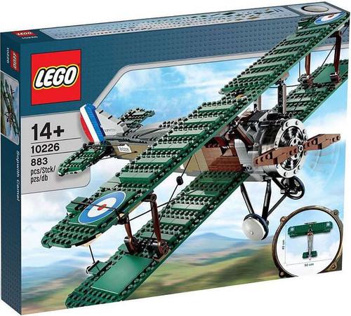 LEGO Exclusives Sopwith Camel Exclusive Set #10226