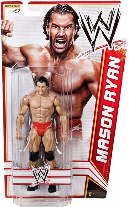WWE Wrestling Series 21 Mason Ryan Action Figure #52