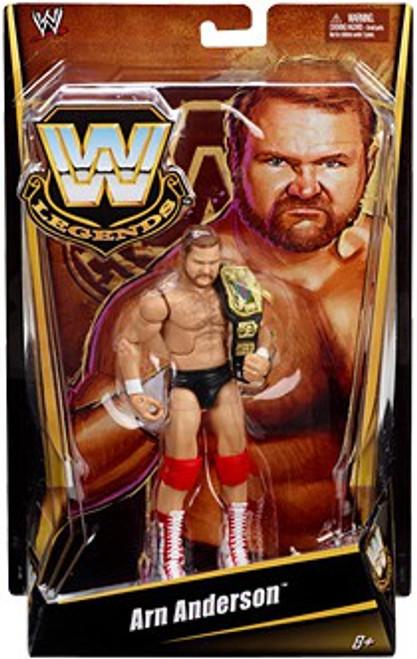 WWE Wrestling Legends Arn Anderson Exclusive Action Figure