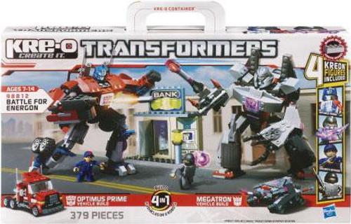 Transformers Kre-O Battle for Energon Set Set #98812