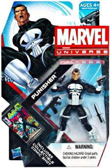 Marvel Universe Series 19 Punisher Action Figure #13