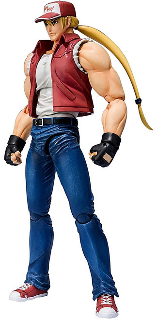 King of Fighters D-Arts Terry Bogard Action Figure