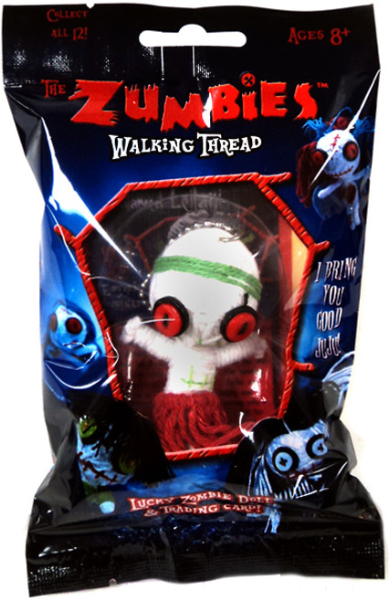 The Zumbies Walking Thread Lucky Zombie Doll Leilani Keychain
