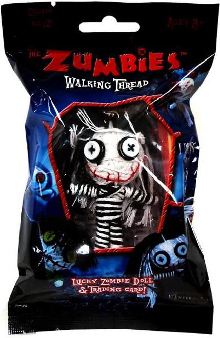 The Zumbies Walking Thread Lucky Zombie Doll Priscilla Keychain