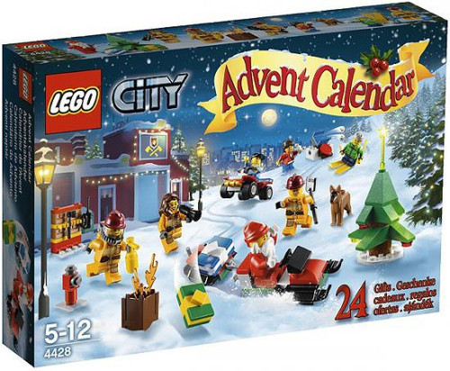 LEGO City 2012 Advent Calendar Set #4428