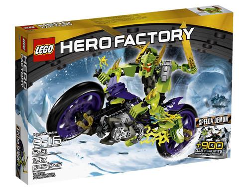 LEGO Hero Factory Speeda Demon Set #6231