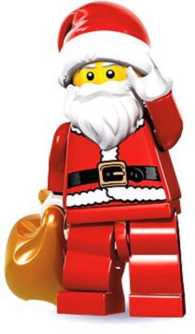 LEGO Minifigures Series 8 Santa Minifigure [Loose]