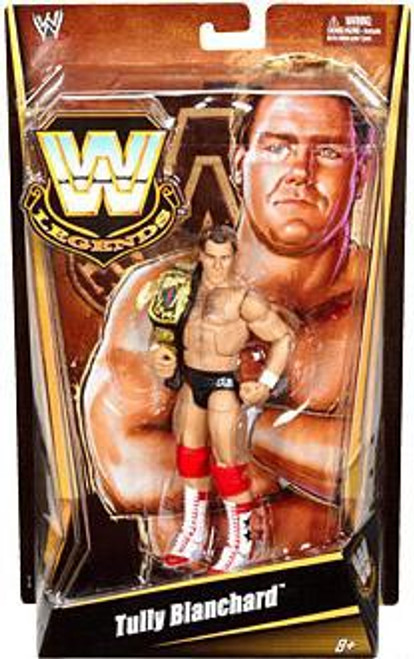 WWE Wrestling Legends Tully Blanchard Exclusive Action Figure