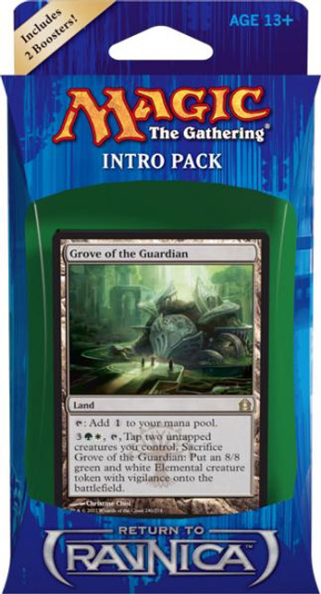 MtG Trading Card Game Return to Ravnica Selesnya Surge Intro Pack