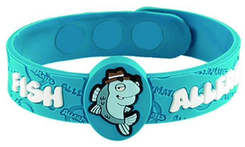 AllerMates Fish Allergy Bracelet