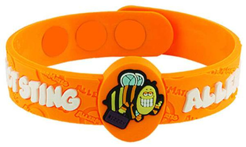 AllerMates Insect Sting / Bee Allergy Bracelet