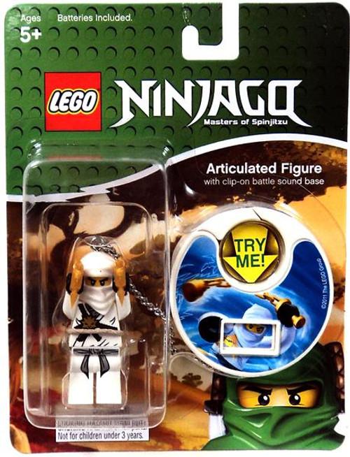 LEGO Ninjago Zane Clip On Minifigure #1749
