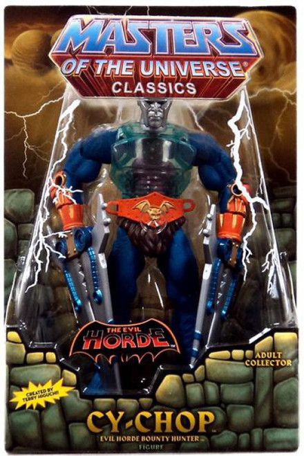 Masters of the Universe Classics The Evil Horde Cy-Chop Exclusive Action Figure