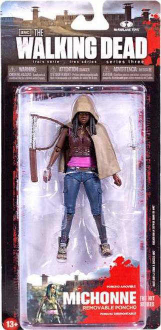 McFarlane Toys The Walking Dead AMC TV Series 3 Michonne Action Figure