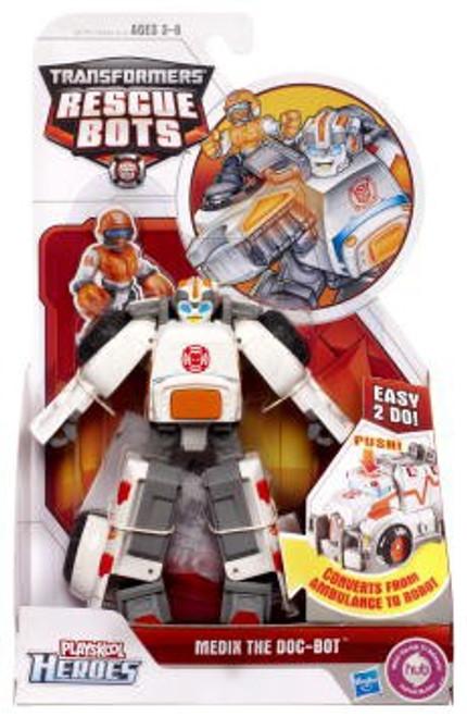 Transformers Playskool Heroes Rescue Bots Medix The Doc-Bot Action Figure