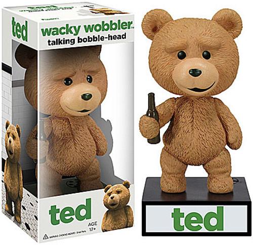 Funko Ted Movie Wacky Wobbler Ted Talking Bobble Head