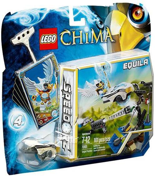 LEGO Legends of Chima Target Practice Set #70101