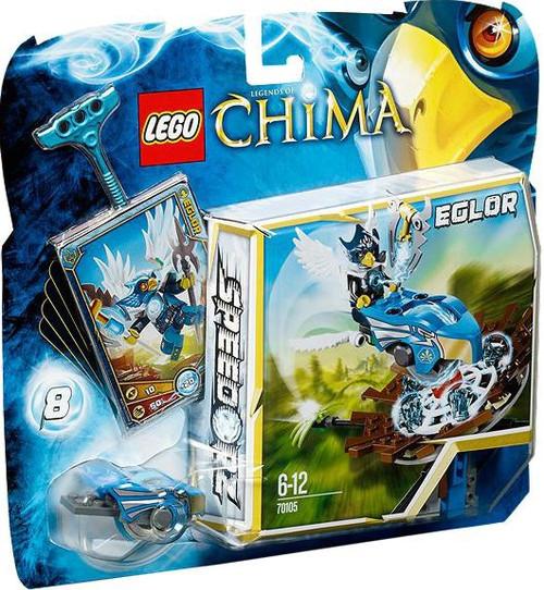 LEGO Legends of Chima Nest Dive Set #70105