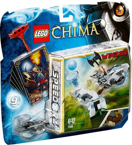 LEGO Legends of Chima Ice Tower Set #70106