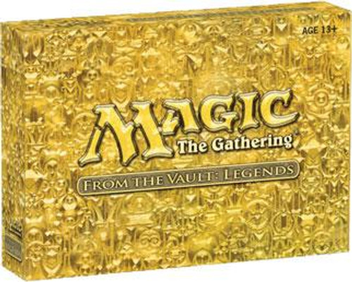 MtG Trading Card Game From the Vault: Legends Boxed Set