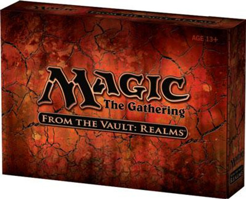 MtG Trading Card Game From the Vault: Realms Boxed Set