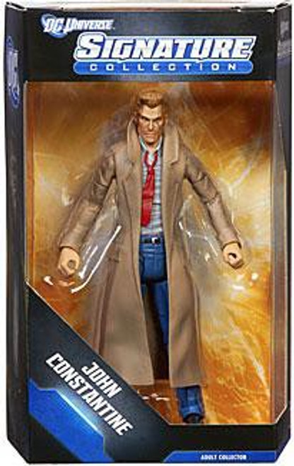 DC Universe Club Infinite Earths Signature Collection John Constantine Exclusive Action Figure