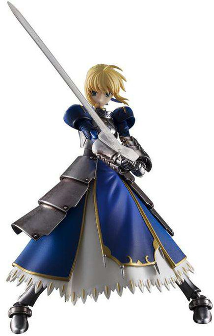 Tamashii Nations Fate Stay Night Chogokin Saber Figure