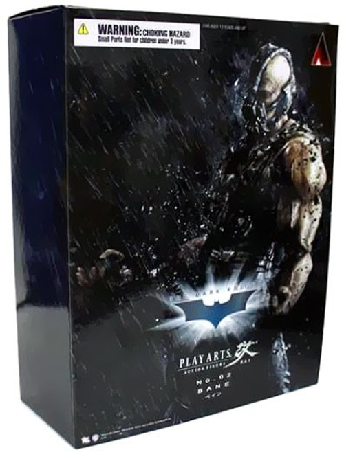 Batman Dark Knight Rises Play Arts Kai Series 1 Bane Action Figure #02