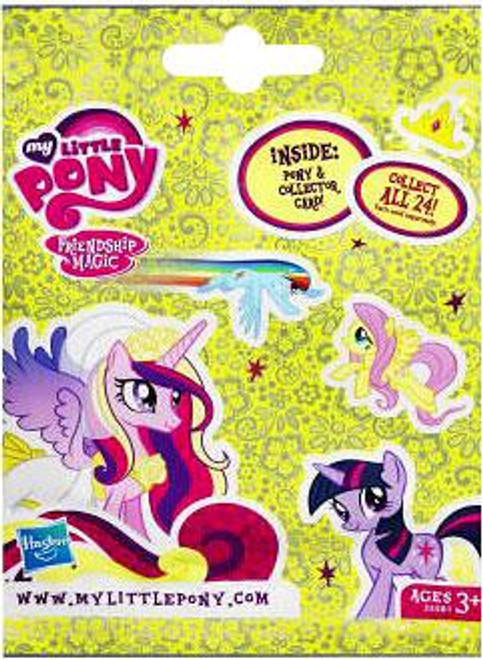 My Little Pony PVC Series 4 Mystery Pack
