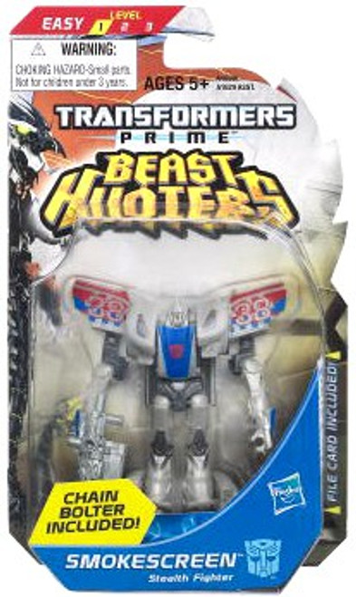 Transformers Prime Beast Hunters Smokescreen Legion Action Figure