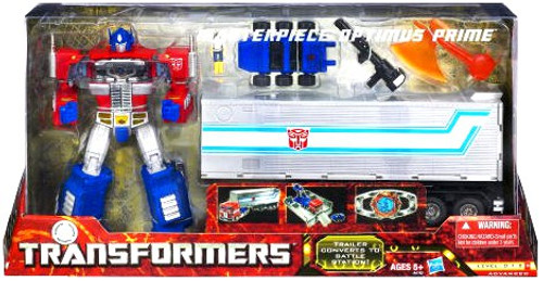 Transformers Masterpiece Optimus Prime Exclusive Action Figure