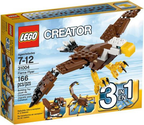 LEGO Creator Fierce Flyer Set #31004