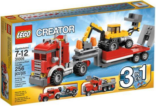 LEGO Creator Construction Hauler Set #31005