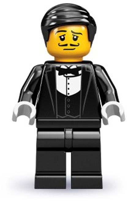 LEGO Minifigures Series 9 Waiter Minifigure [Loose]