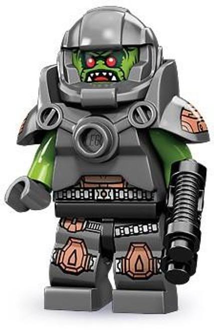 LEGO Minifigures Series 9 Alien Avenger Minifigure [Loose]
