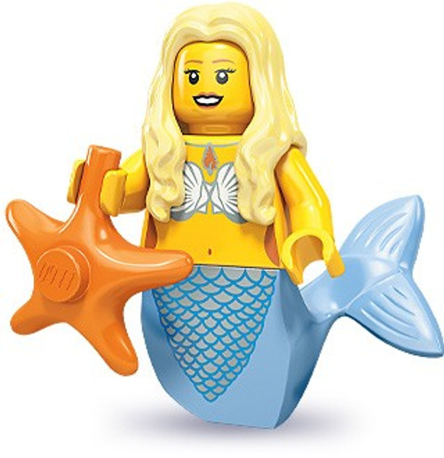 LEGO Minifigures Series 9 Mermaid Minifigure [Loose]