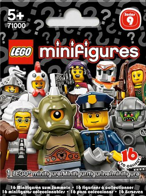 LEGO Minifigures Series 9 Mystery Pack