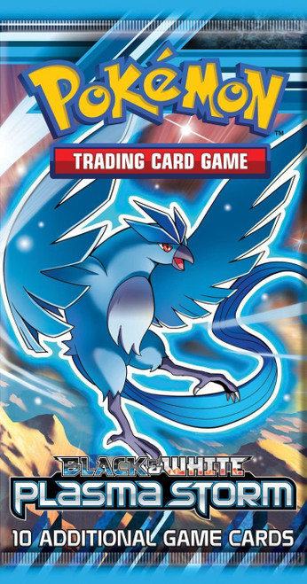 Pokemon Trading Card Game Black & White Plasma Storm Booster Pack [10 Cards]