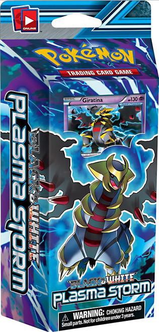 Pokemon Trading Card Game Black & White Plasma Storm Plasma Shadow Theme Deck