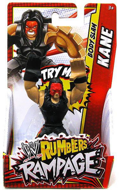 WWE Wrestling Rumblers Rampage Kane Mini Figure