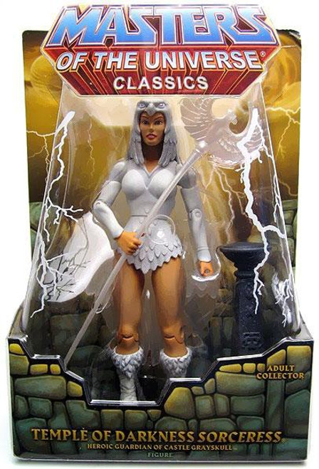 Masters of the Universe Classics Club Eternia Sorceress Exclusive Action Figure [Temple of Darkness]