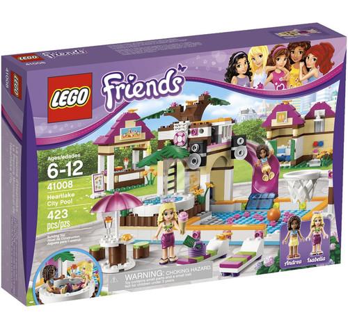 LEGO Friends Heartlake City Pool Set #41008