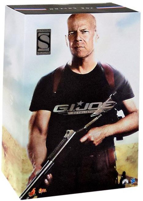 GI Joe Retaliation Movie Masterpiece General Joe Colton Exclusive Collectible Figure
