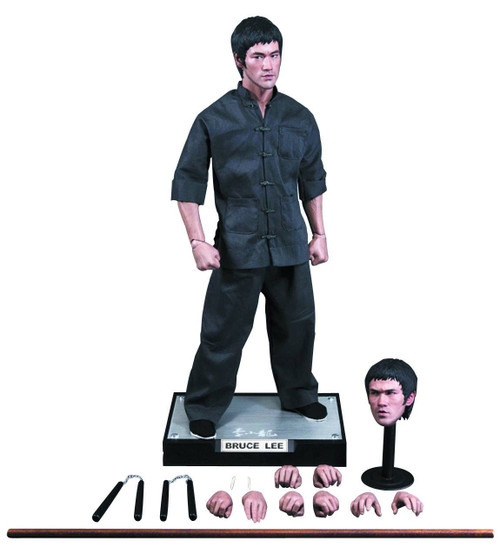 HD Masterpiece Bruce Lee Action Figure