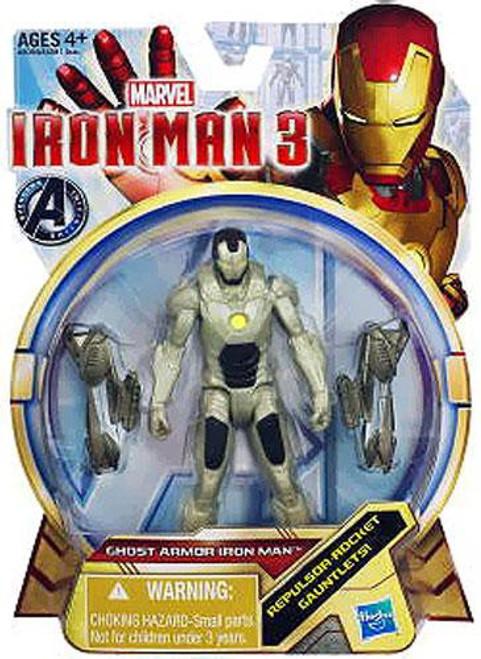 Iron Man 3 Ghost Armor Iron Man Action Figure