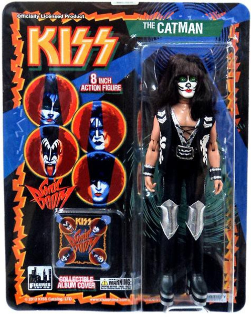 KISS Retro Series 3 The Catman Action Figure